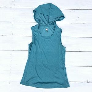 REI Hooded Tank Top Sleeveless Hiking Shirt XS